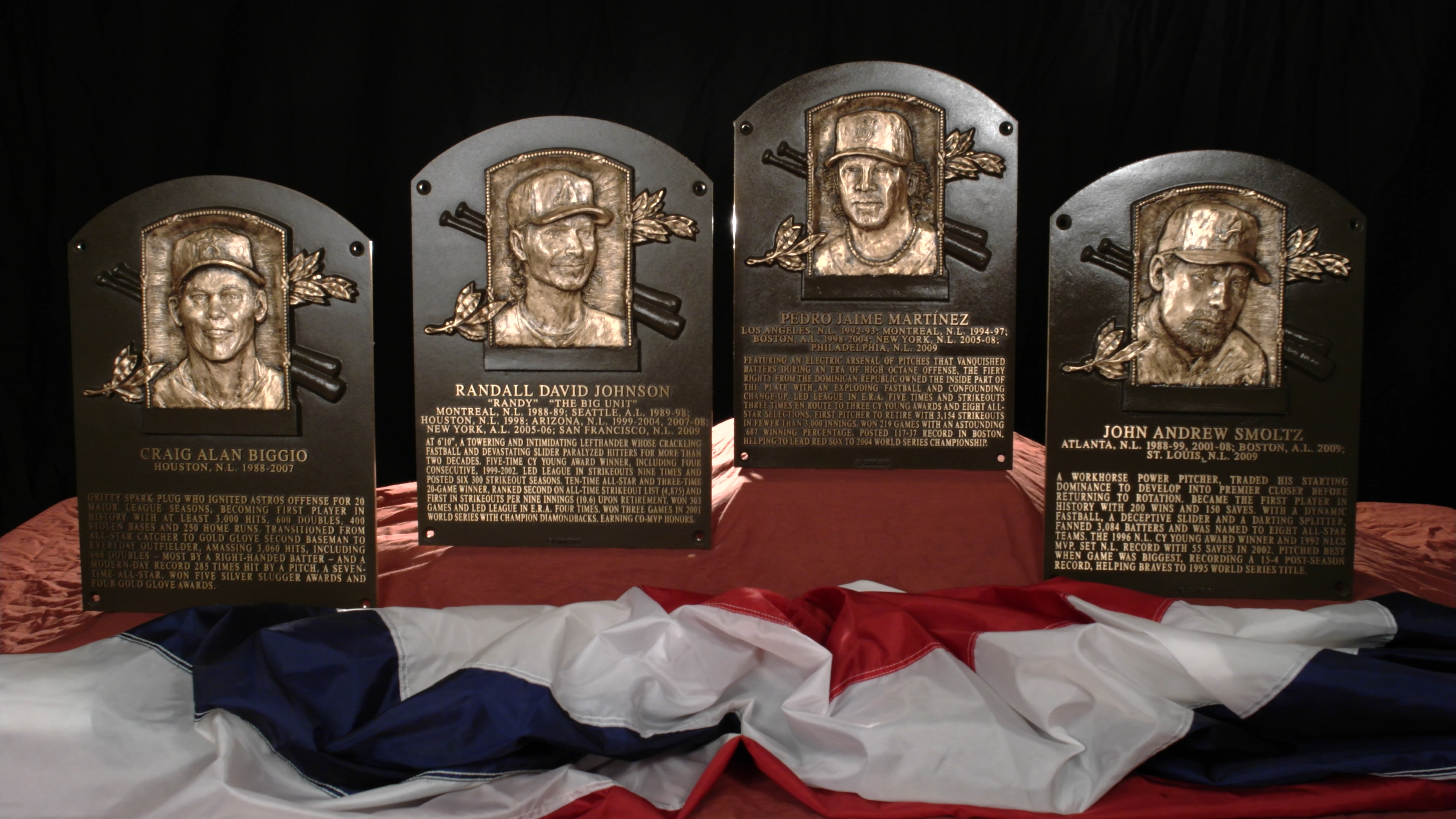 Creating the Hall of Fame Plaques