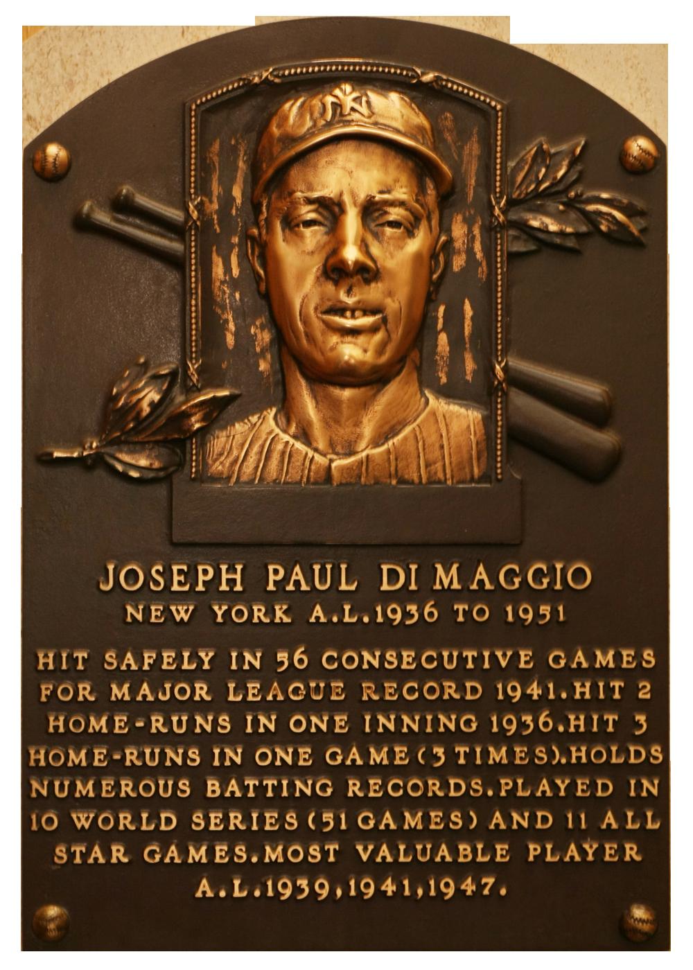Image result for baseball's joe dimag g io born