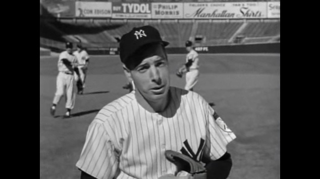 Joe DiMaggio - Angels in the Outfield