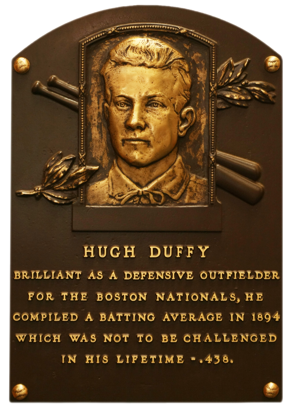 Duffy Hugh Baseball Hall Of Fame