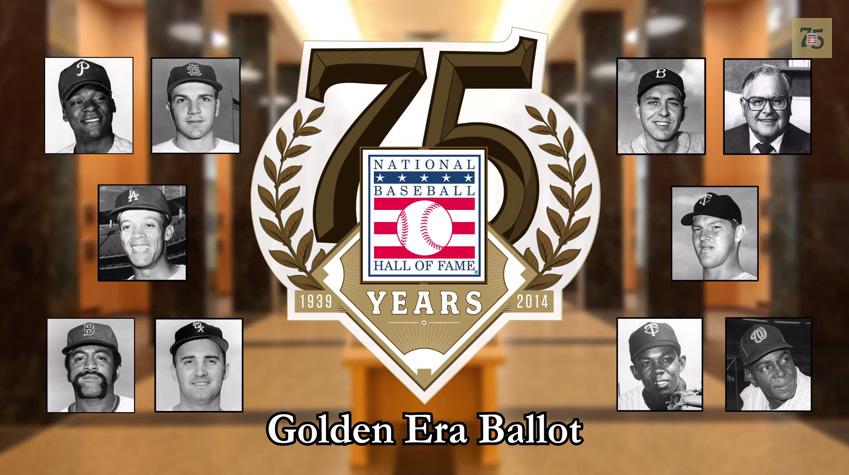 2015 Golden Era Ballot
