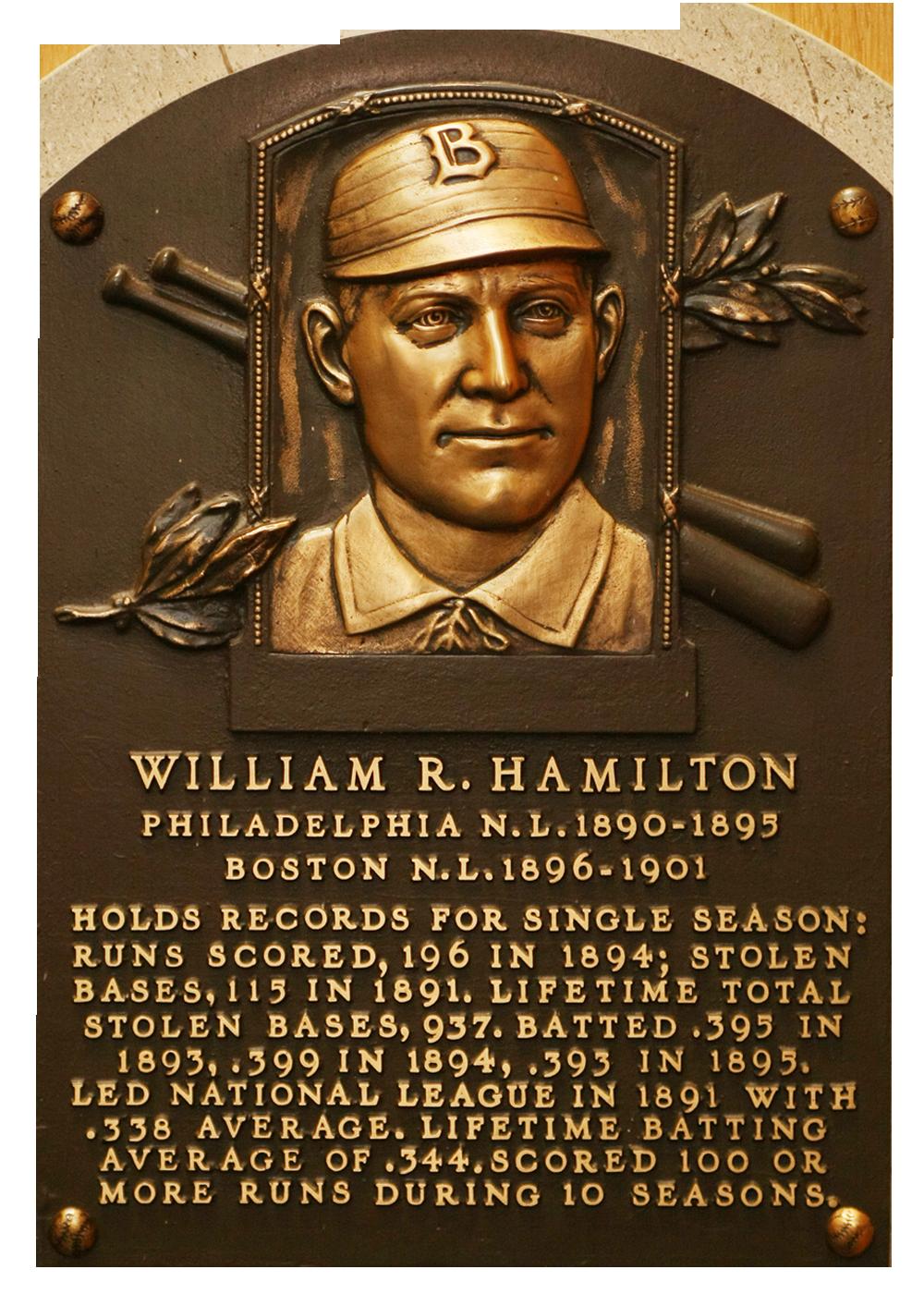 Image result for billy hamilton baseball