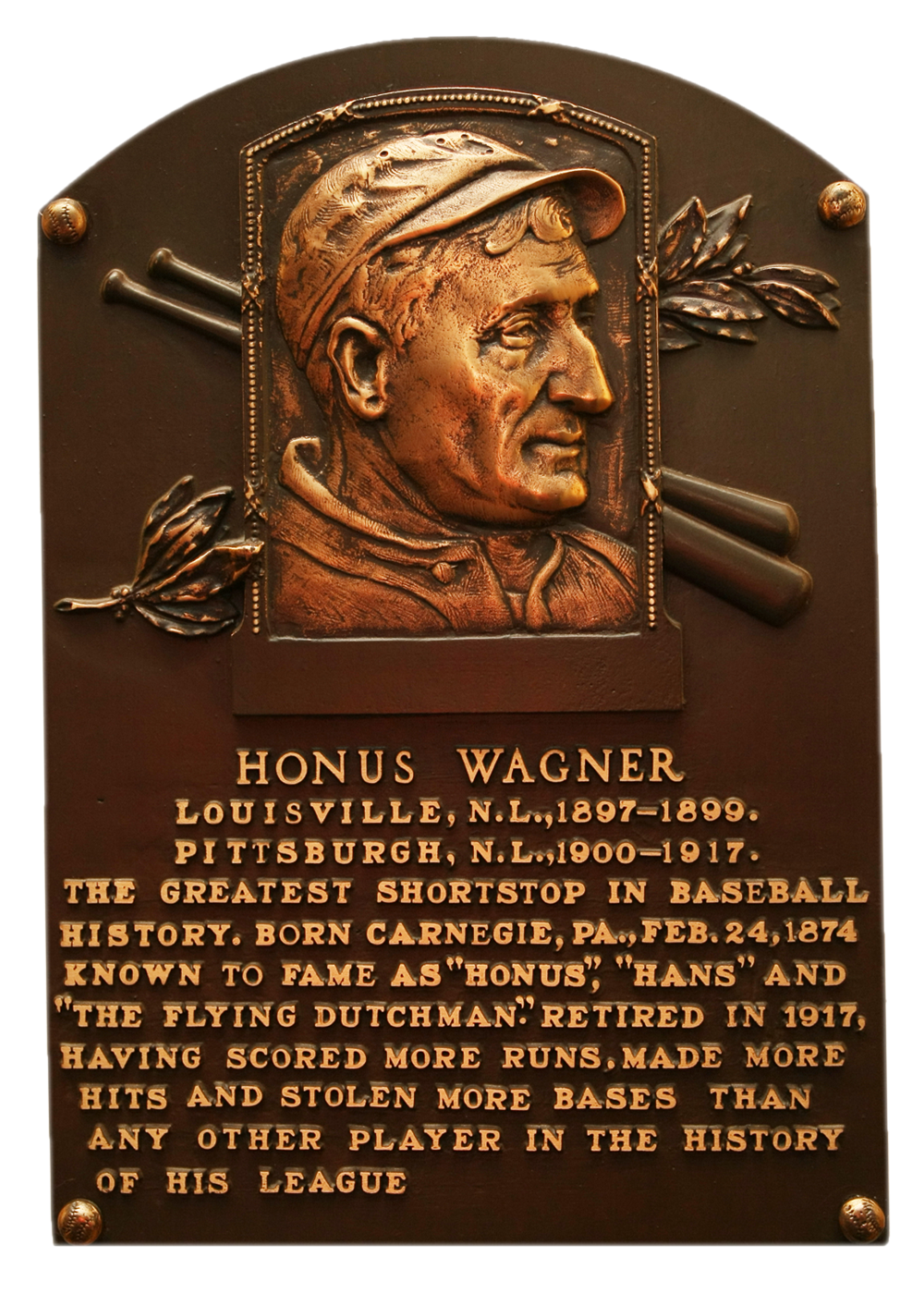 Image result for honus wagner