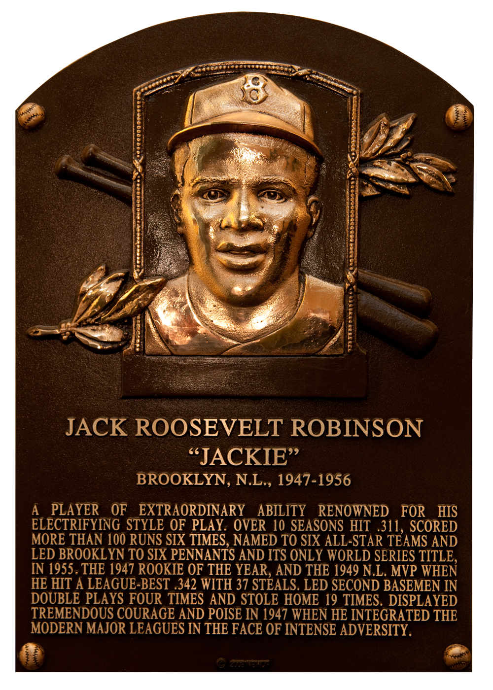 the life contributions and baseball career of jackie robinson Conclusion all in all jackie robinson's life was full of hardship, racism and prejudice  he changed not only professional baseball forever,.