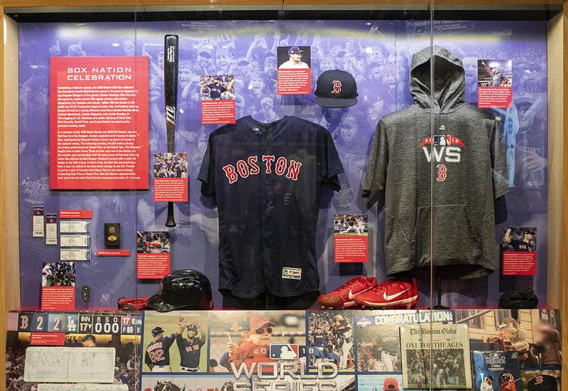 get cheap ba6ce 4d77f Red Sox Weekend July 6-7 at Hall of Fame | Baseball Hall of Fame