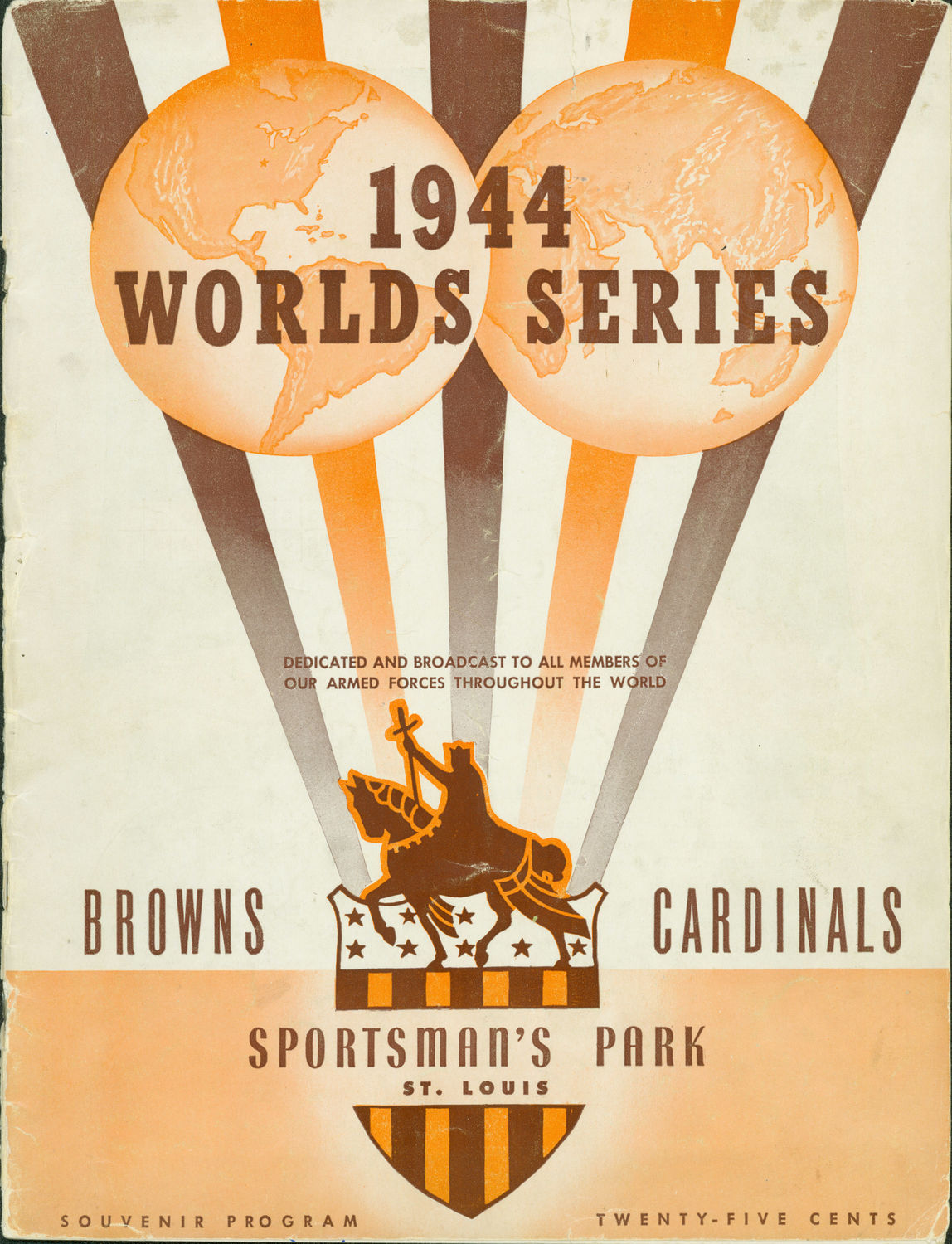 All-St. Louis World Series brought out the best in Cardinals, Browns |  Baseball Hall of Fame