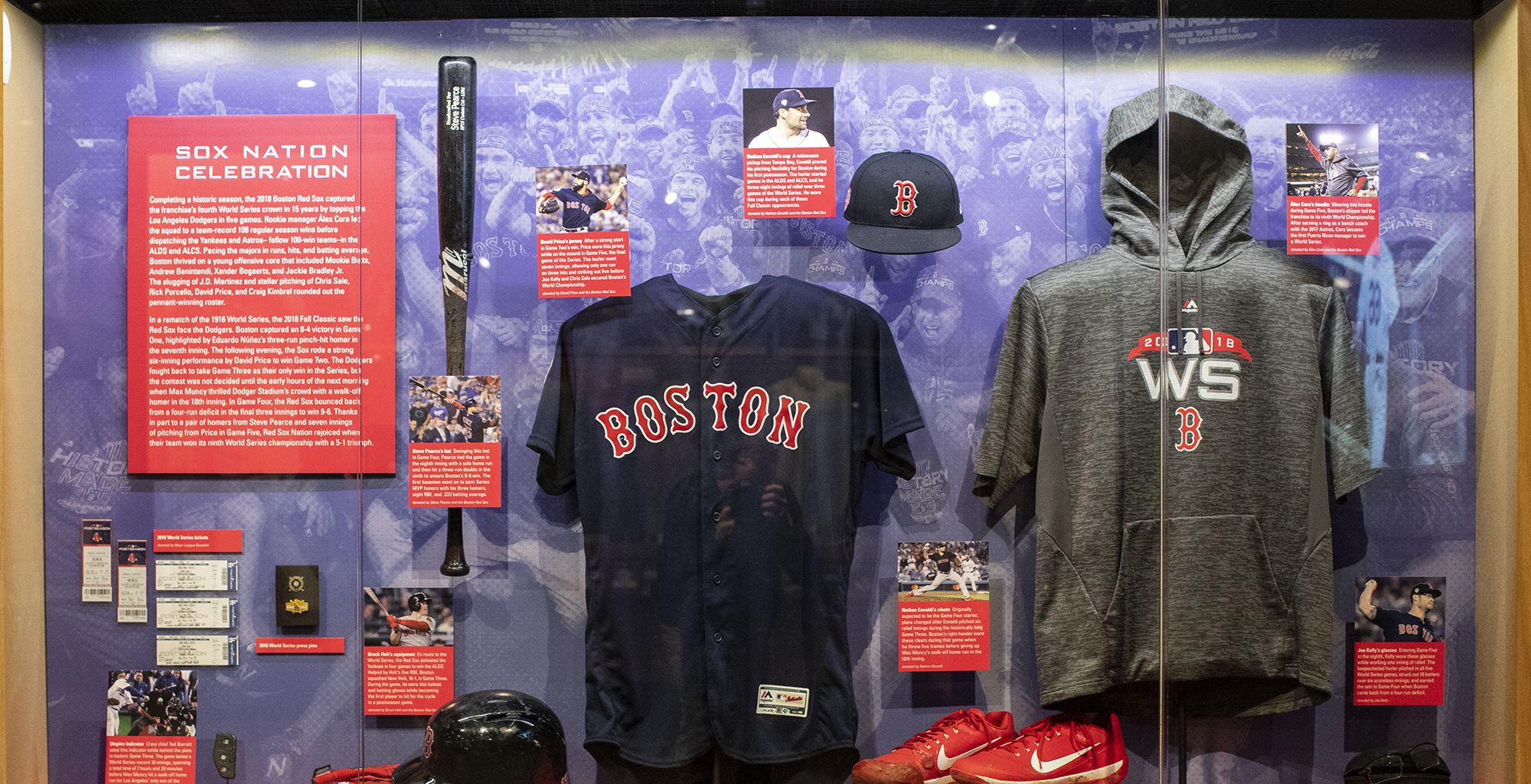 check out 0f0e4 edb48 World Series Weekend - Boston Red Sox | Baseball Hall of Fame
