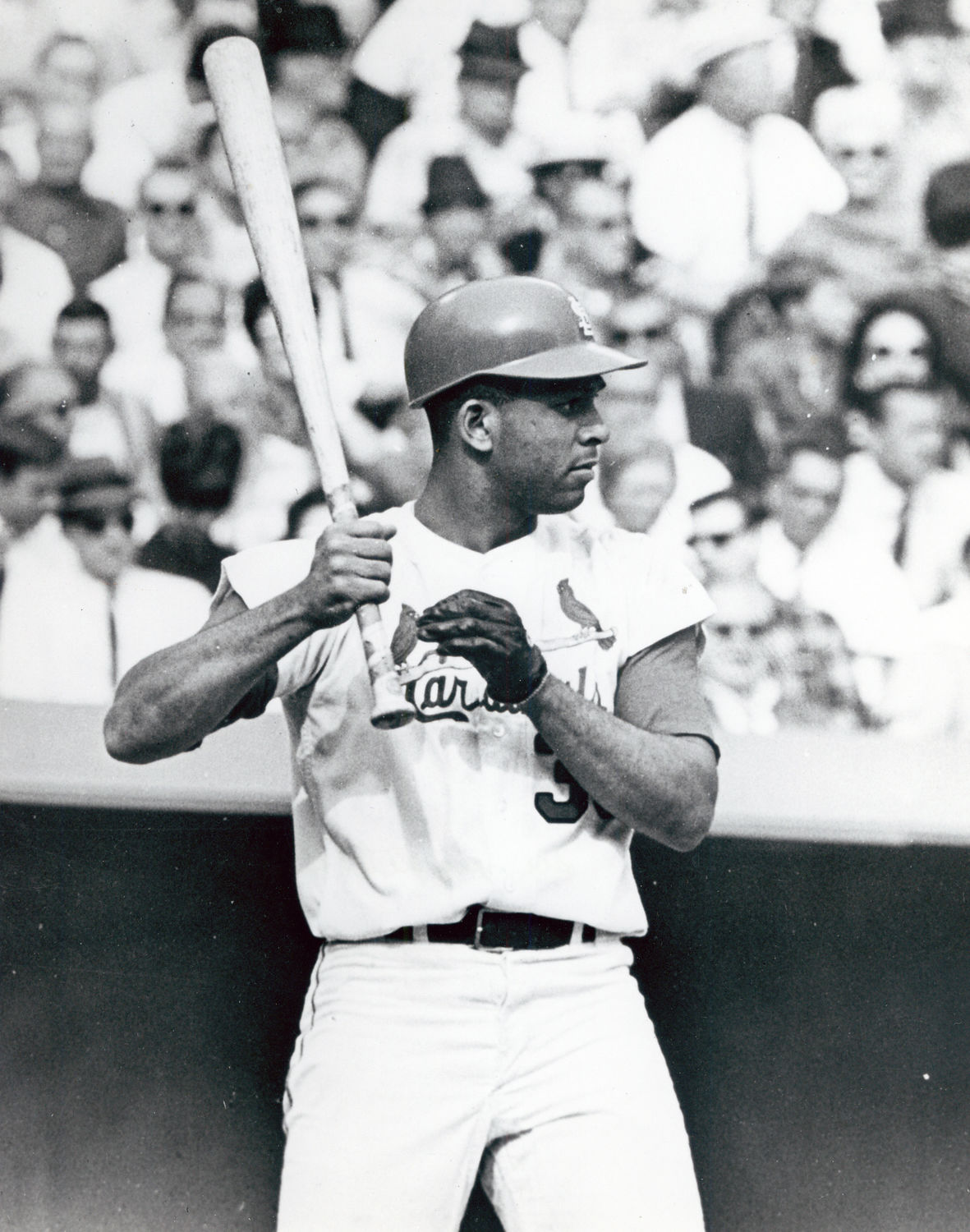 Orlando Cepeda Led The St Louis Cardinals To 1967 World Series Title And Was Named National Leagues Most Valuable Player That Year