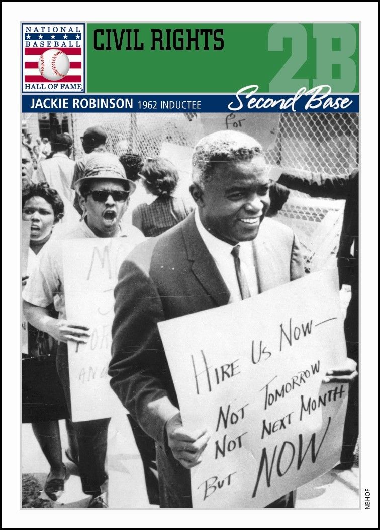 Civil Rights Complaints To Us >> Civil Rights Before You Could Say Jackie Robinson Baseball Hall