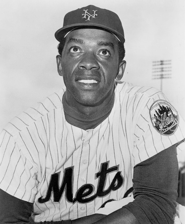 Cardcorner 1969 Topps Donn Clendenon Baseball Hall Of Fame