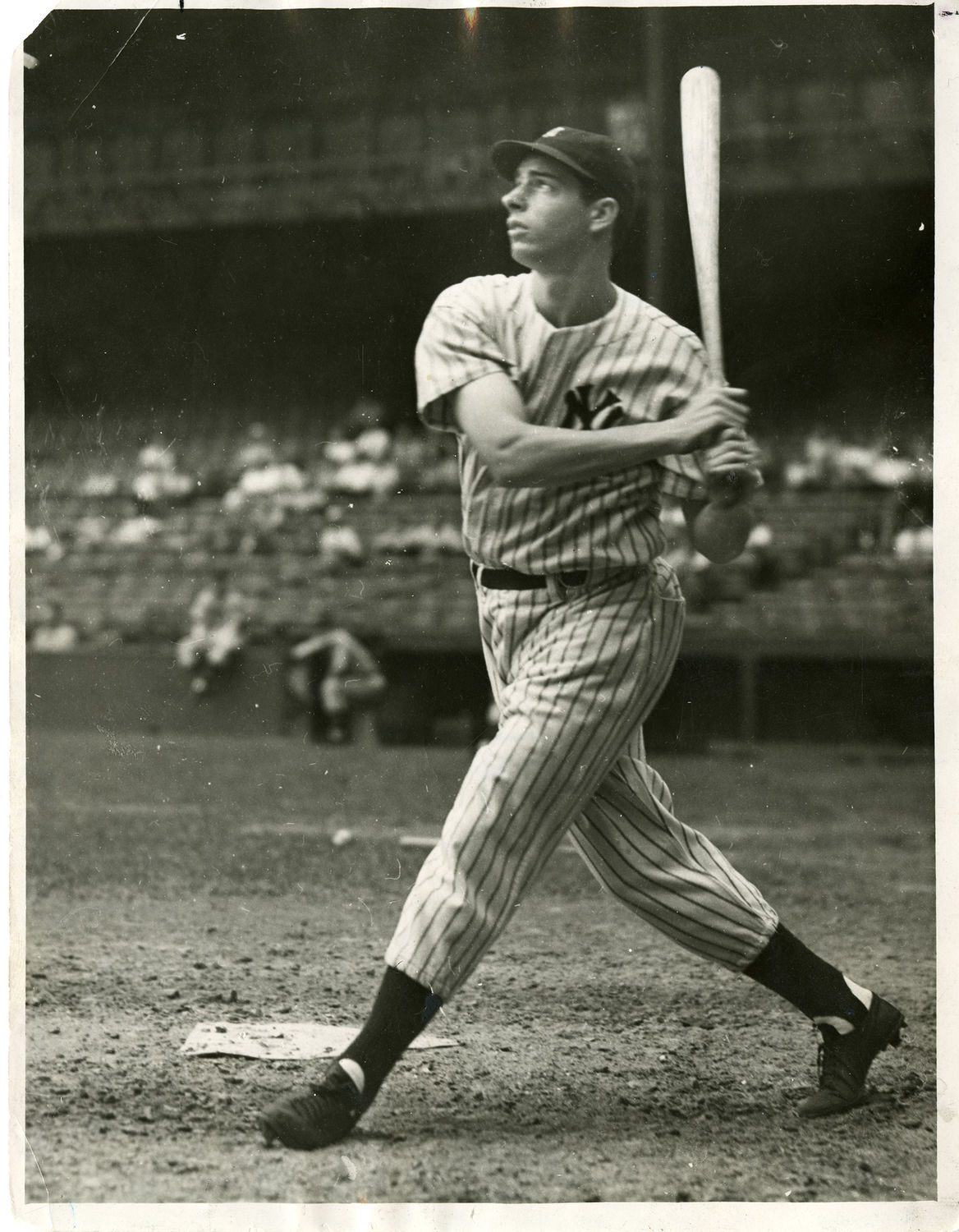 Image result for joe dimaggio makes his baseball debut