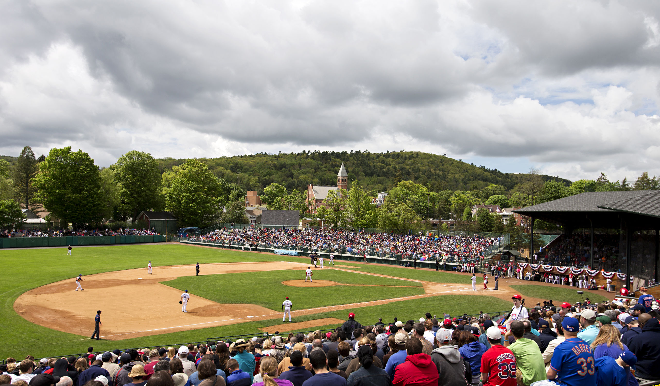 History of Doubleday Field | Baseball Hall of Fame