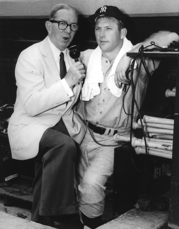1979 Ford C. Frick Award Winner Bob Elson   Baseball Hall of Fame