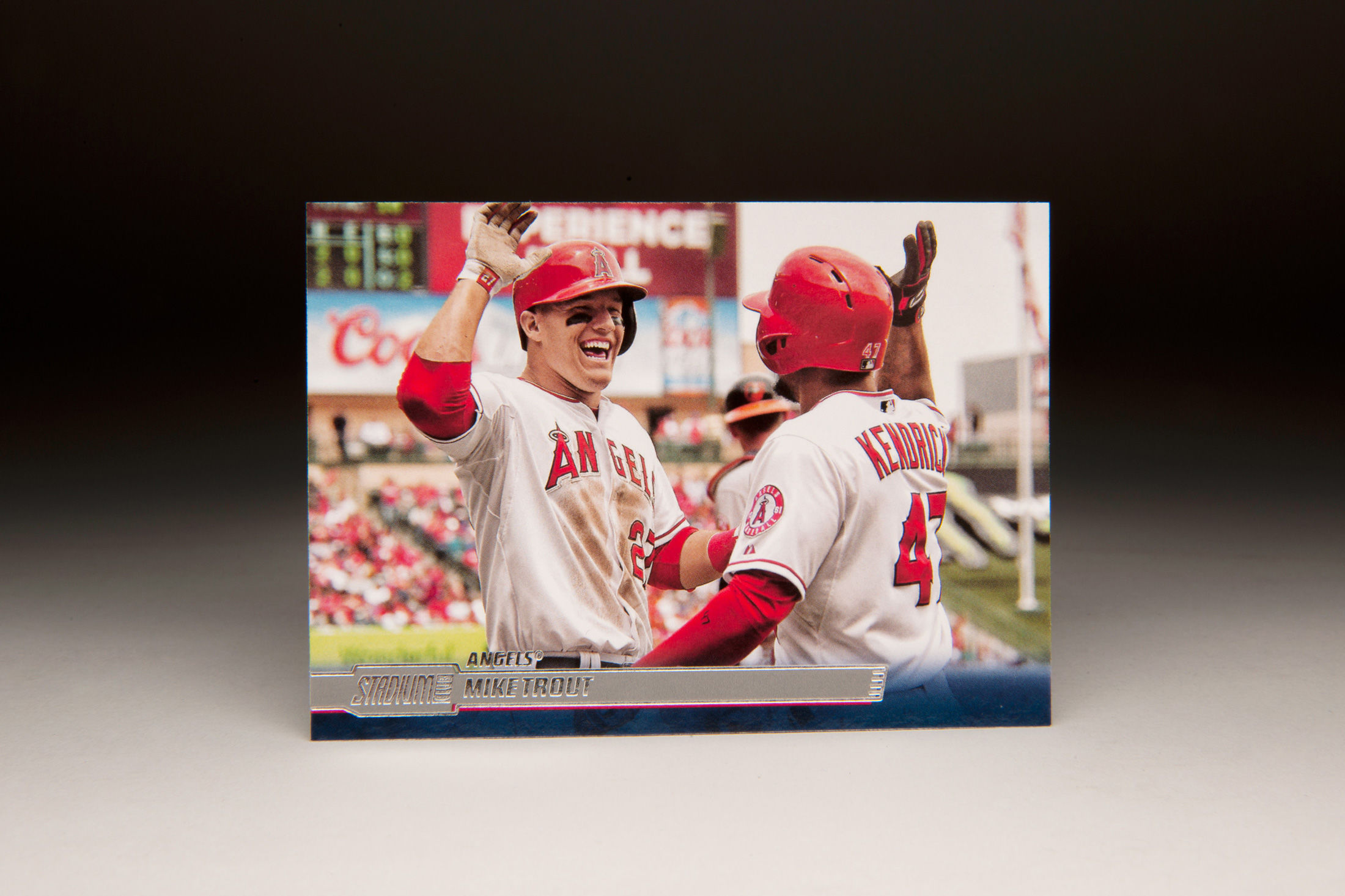 official photos ade77 9a167 CardCorner: 2015 Topps Mike Trout | Baseball Hall of Fame