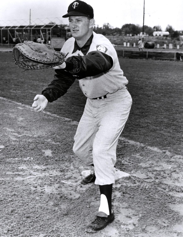 Cardcorner 1968 Topps Don Mincher Baseball Hall Of Fame