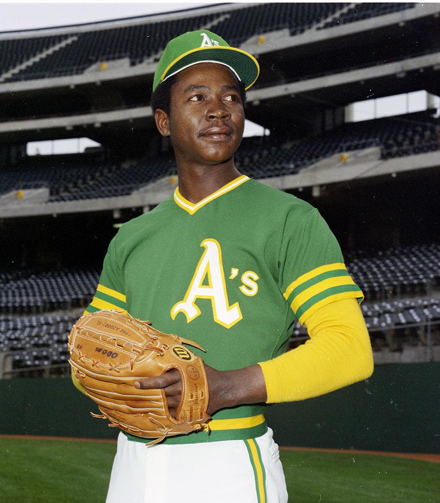 CardCorner: 1972 Topps Blue Moon Odom   Baseball Hall of Fame