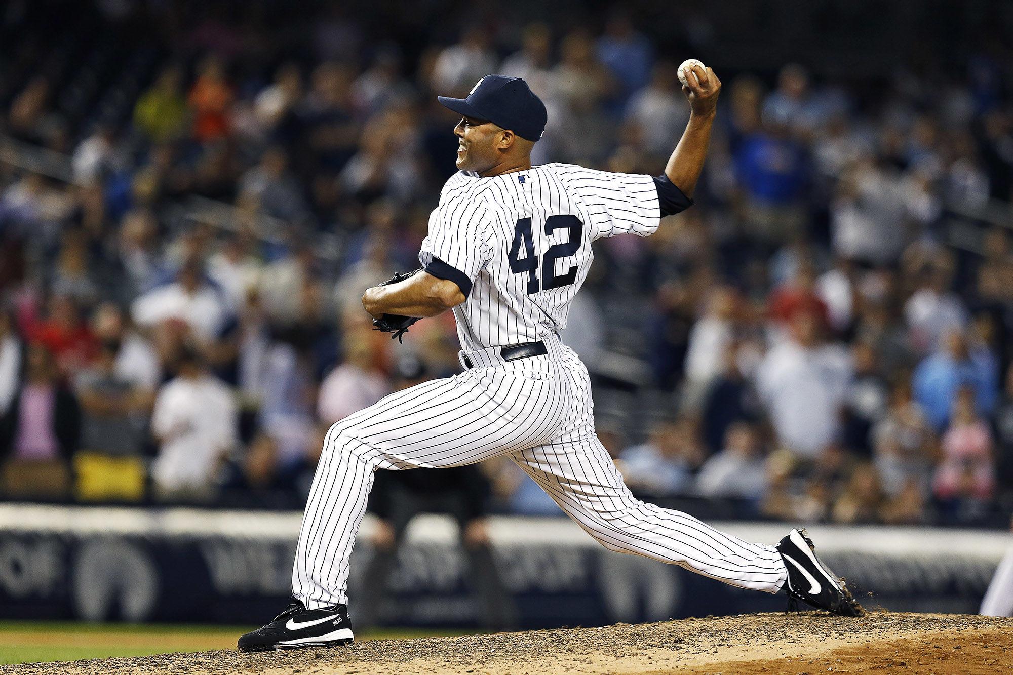 Rivera, Mariano | Baseball Hall of Fame
