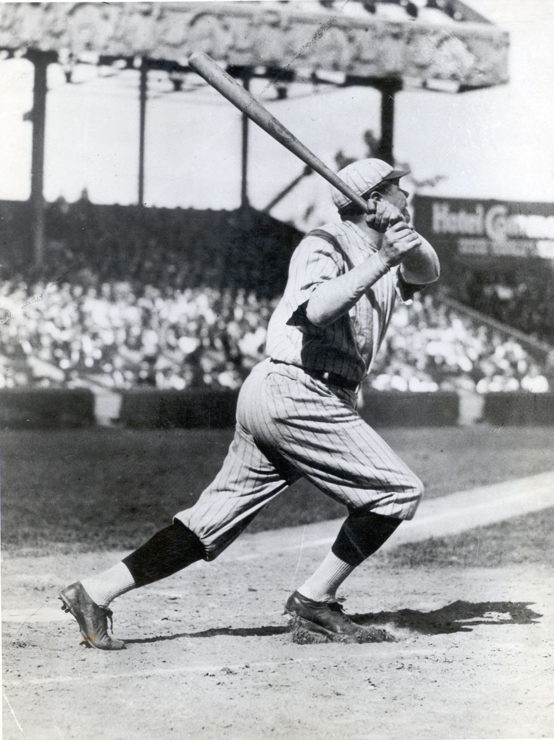 Babe ruth height and weight-9827