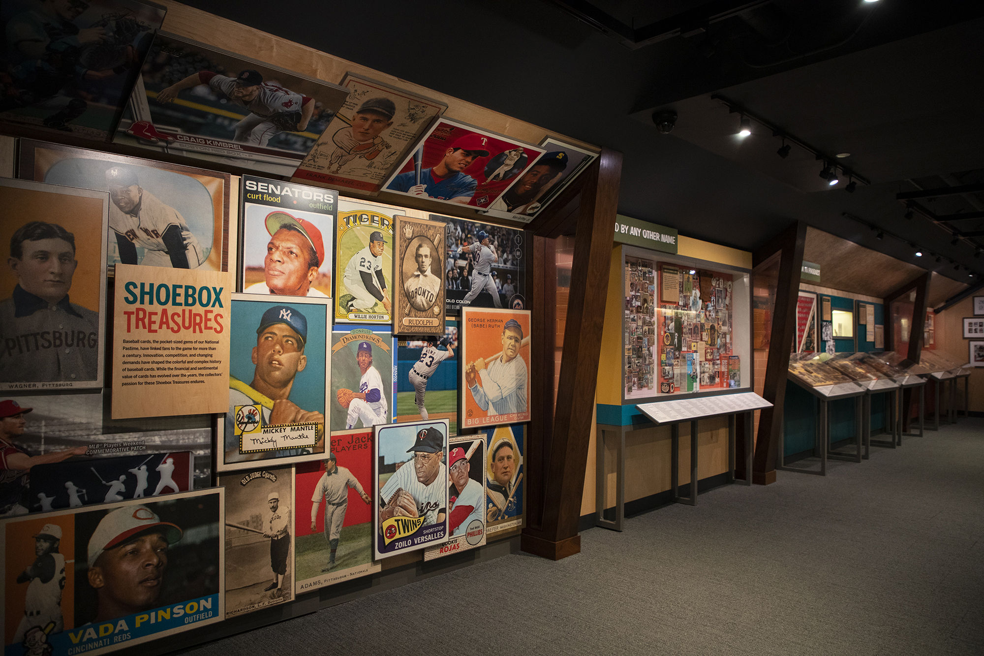 Museums Shoebox Treasures Exhibit Tells The Story Of