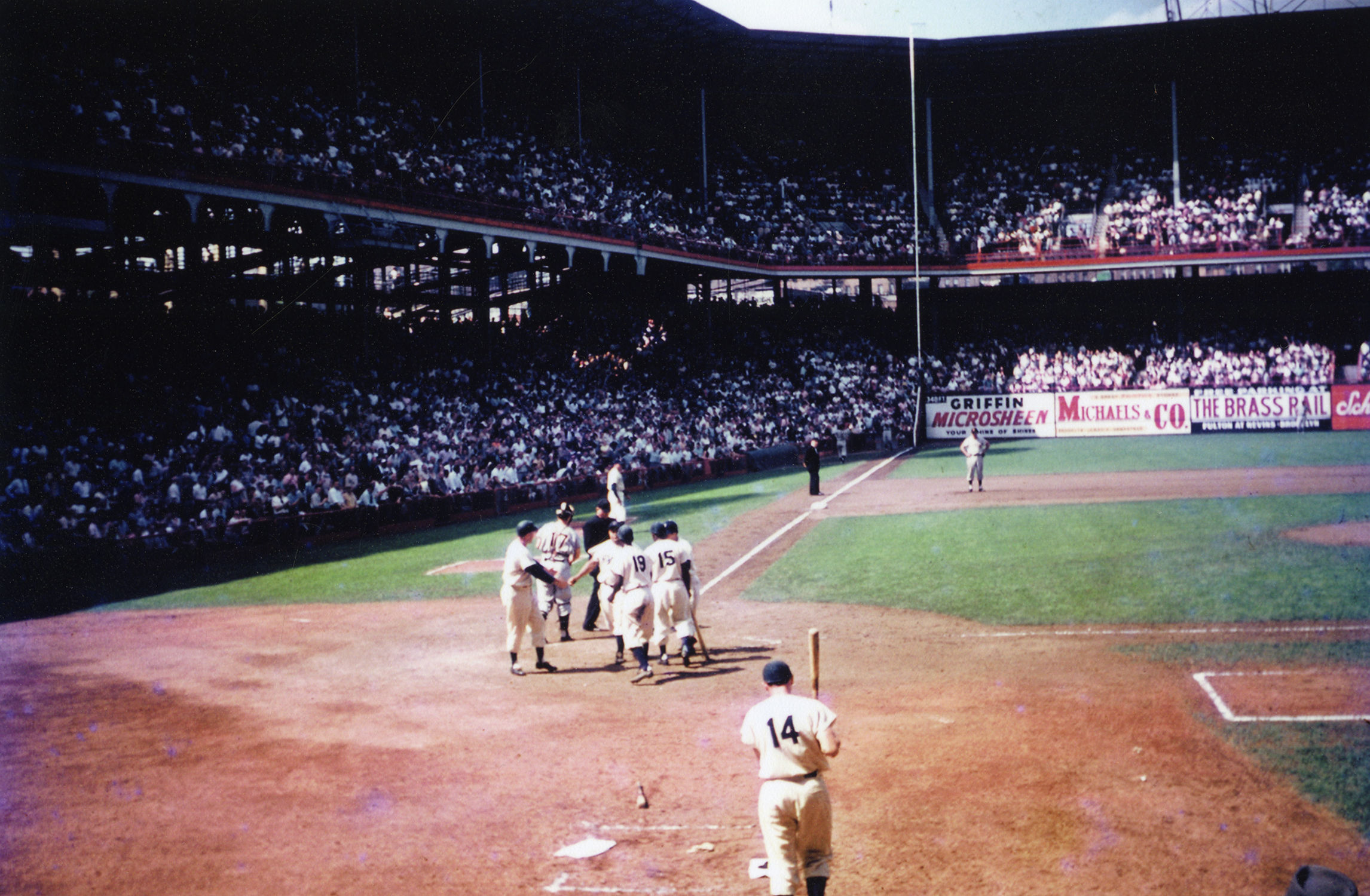 Dodgers win final game at Ebbets Field | Baseball Hall of Fame