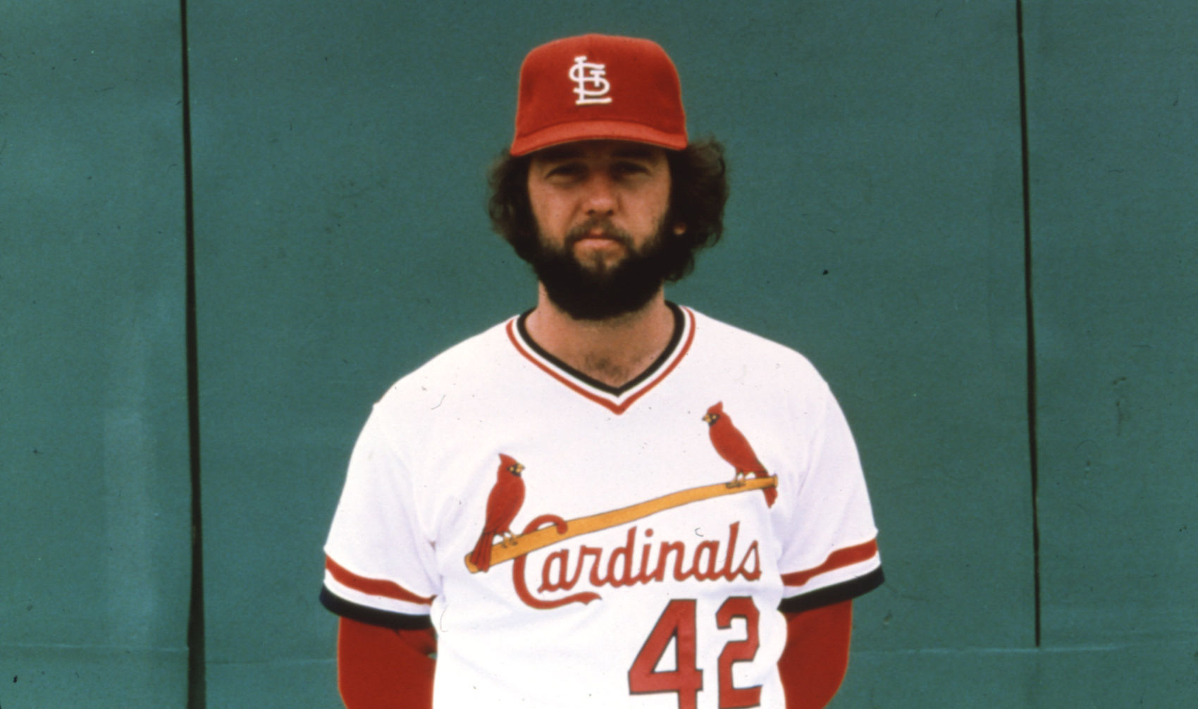 Bruce Sutter Pitched For The Cardinals From 1981 84 And Led St Louis To 1982 World Series Title National Baseball Hall Of Fame Museum