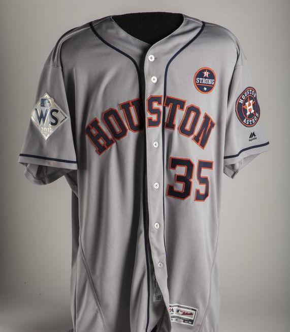 online retailer 786c0 6032d Shortstops: Astros, Verlander inspire a city | Baseball Hall ...