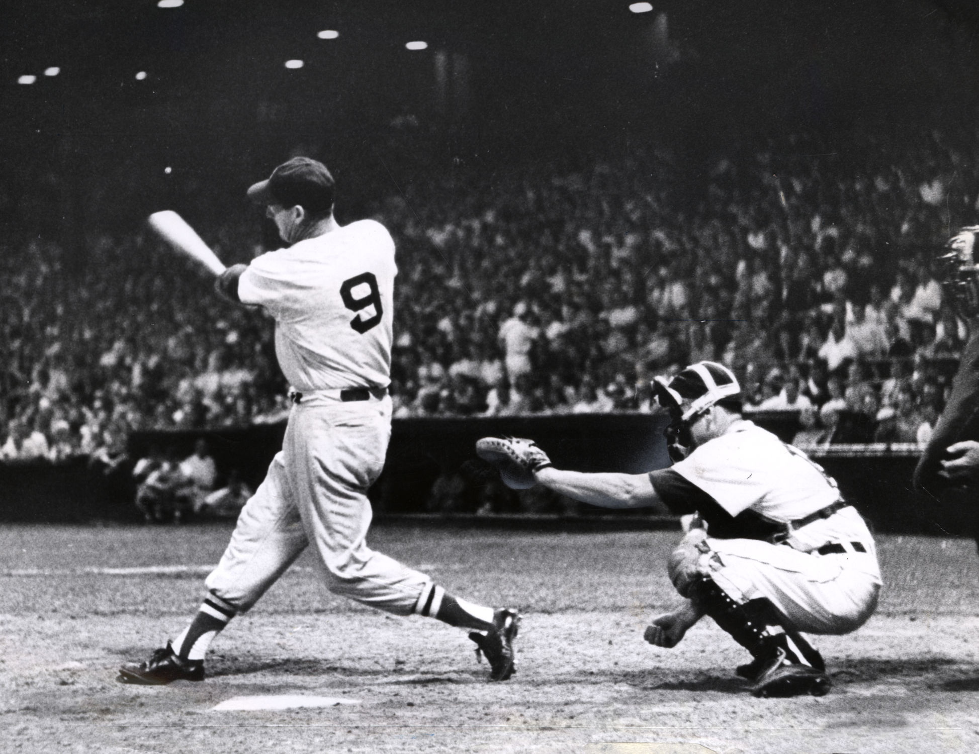 Image result for ted williams baseball