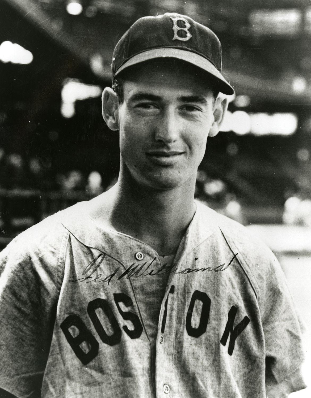 Ted Williams wins 1946 American League MVP | Baseball Hall of Fame