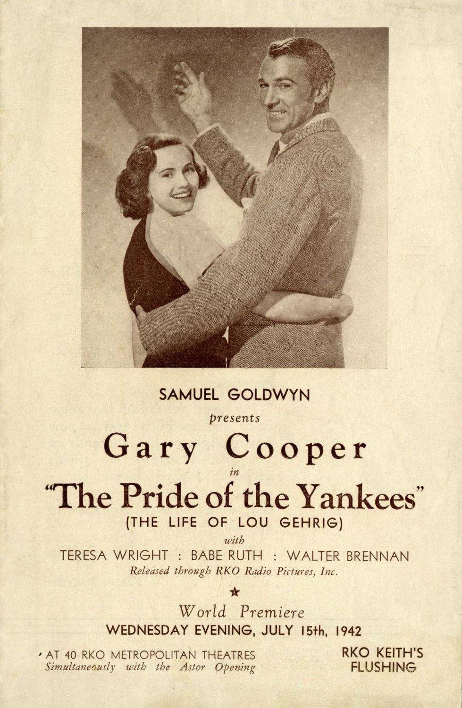 Lou Gehrig Day at Yankee Stadium | Baseball Hall of Fame