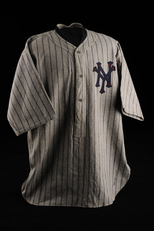New York Giants Jersey Baseball