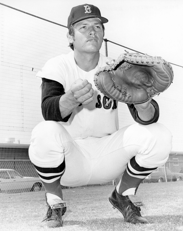 Carlton Fisk 1983: Baseball Hall Of Fame