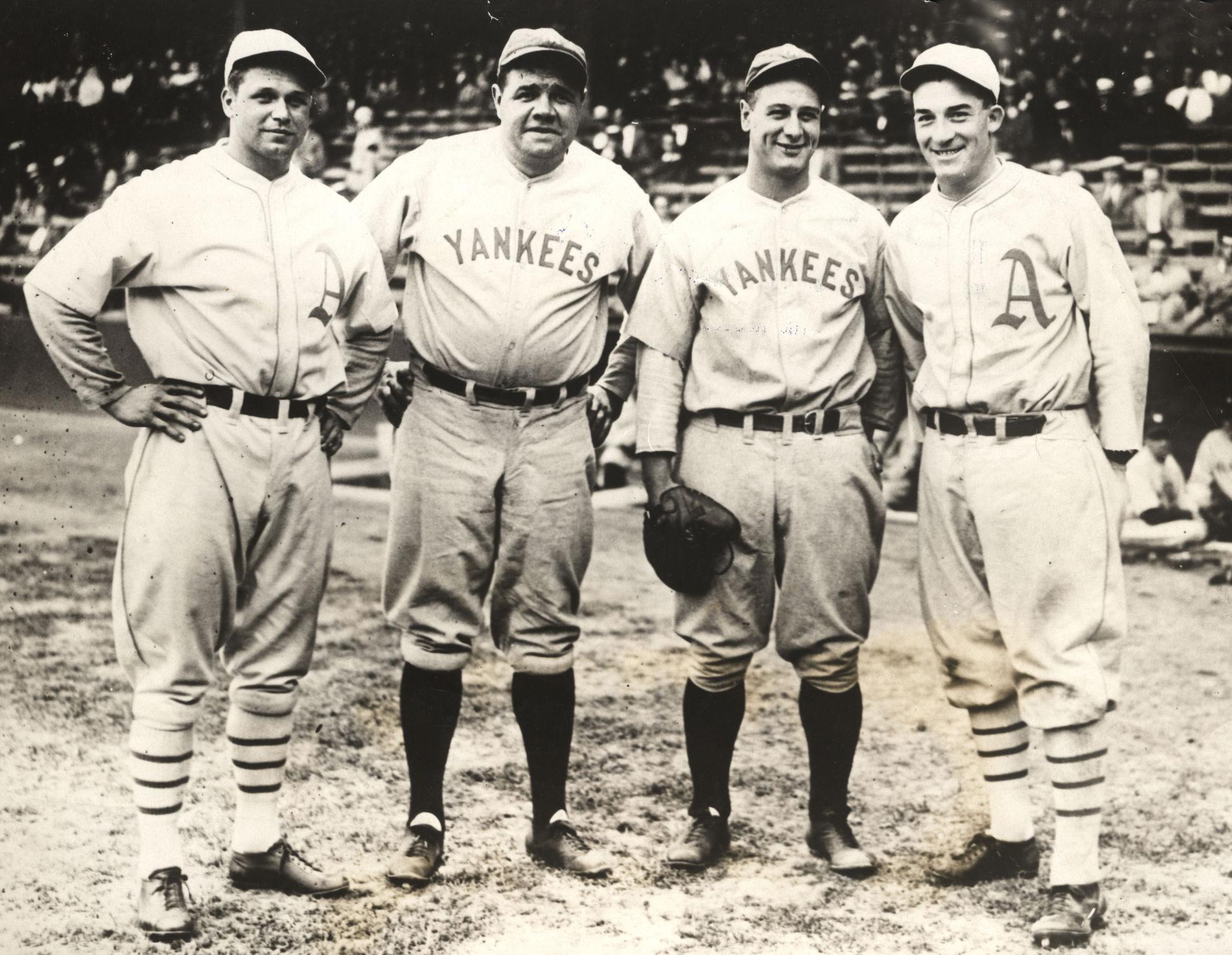 Lou Gehrig Last Days