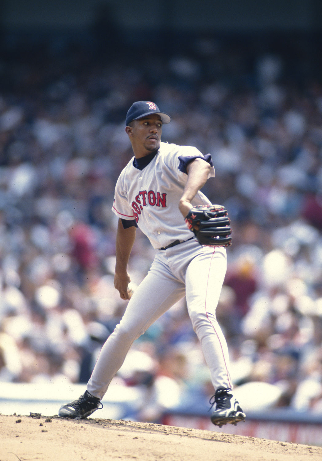 15bd7e311 Game-action of Pedro Martinez of the Boston Red Sox