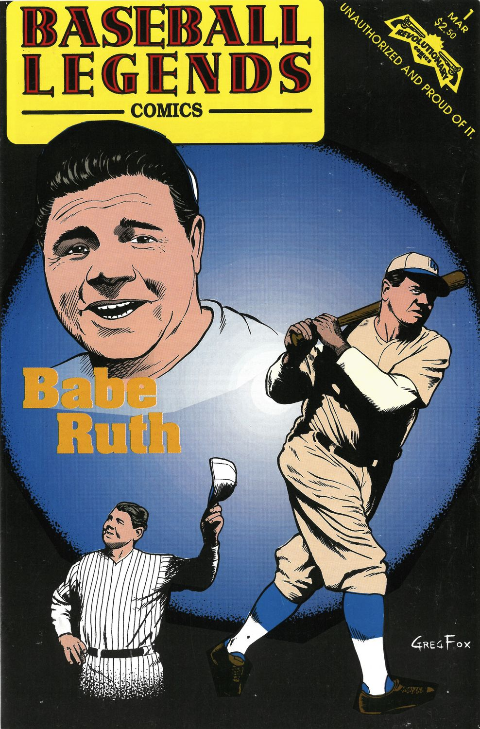 Essay/Term paper: The life of babe ruth