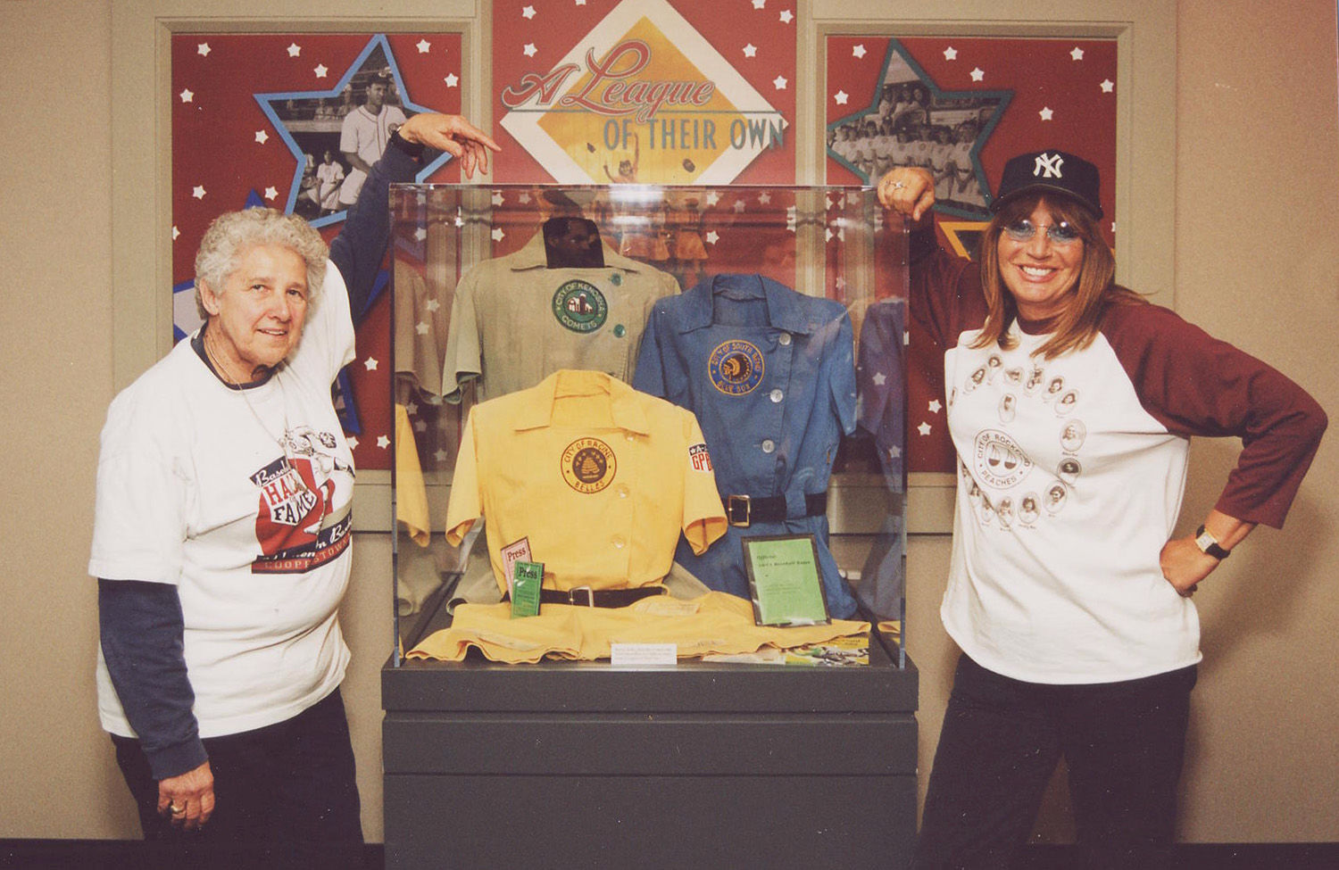 All American Girl Movie a quarter century of 'a league of their own' | baseball hall