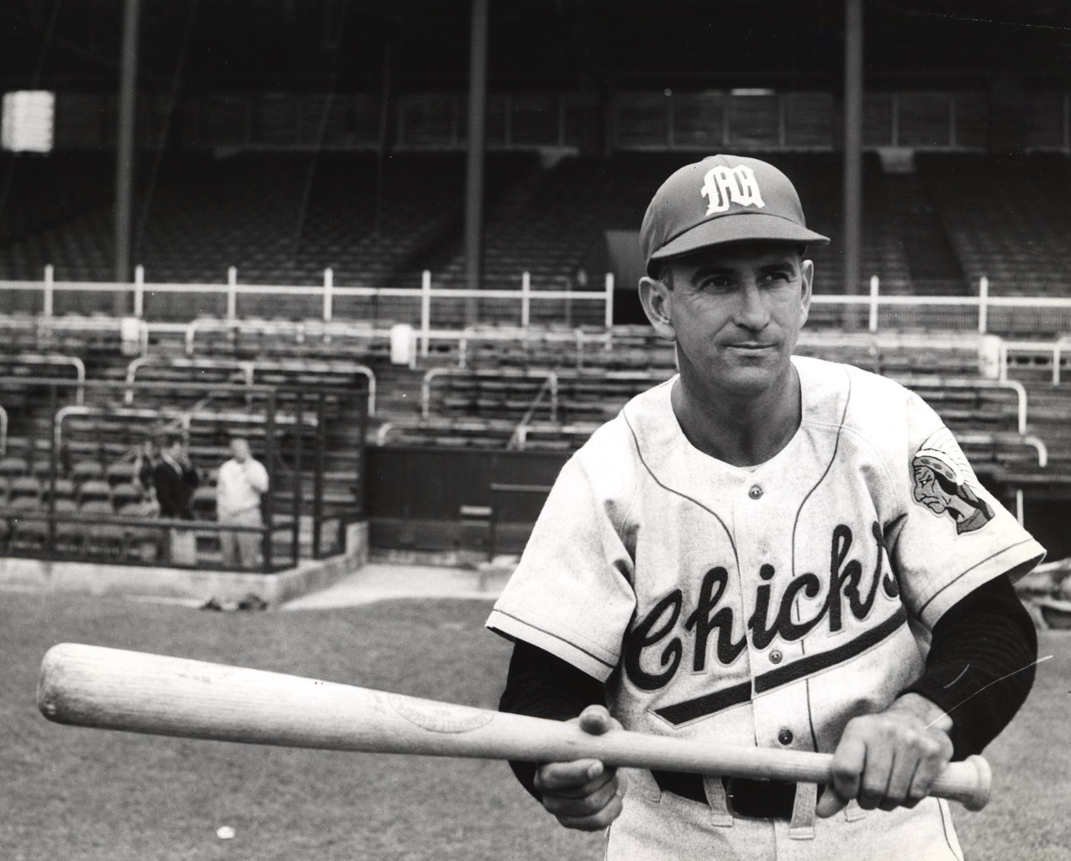 After retiring as a player, Luke Appling continued to work in both the minor and major leagues, both as a coach and as a manager. In 1951, he took the helm of the Memphis Chicks and was named the Southern Association's Manager of the Year in 1952. (National Baseball Hall of Fame and Museum)