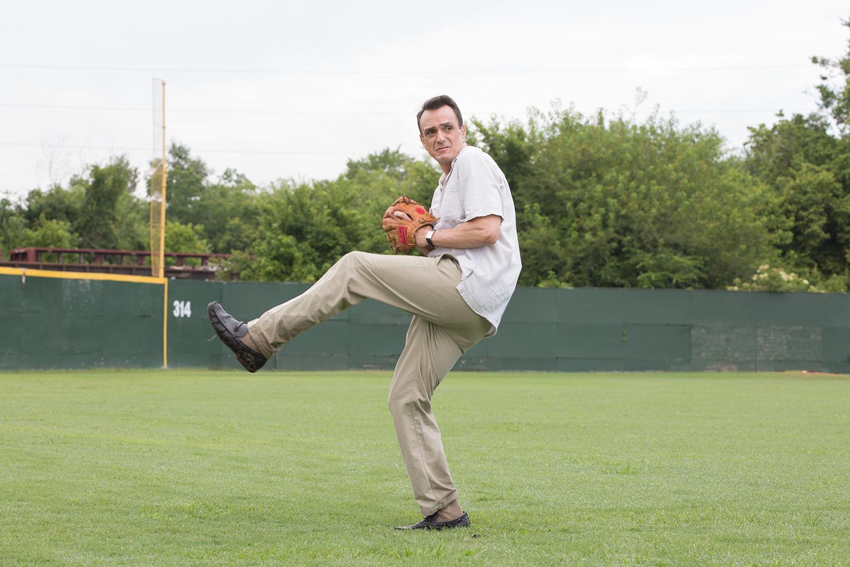 <em>Brockmire</em> star and writer Hank Azaria has been a baseball fan since childhood, when he grew up only 15 minutes away from Shea Stadium. (Erika Doss / IFC)