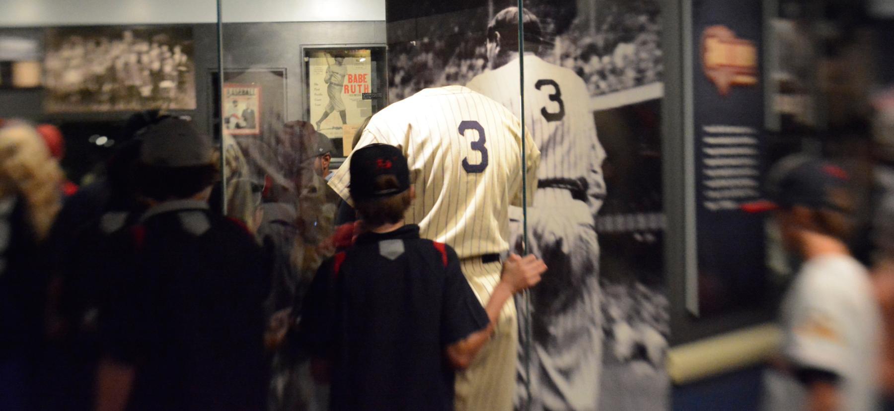 <em>Babe Ruth: His Life and Legend</em> (Milo Stewart Jr./National Baseball Hall of Fame)