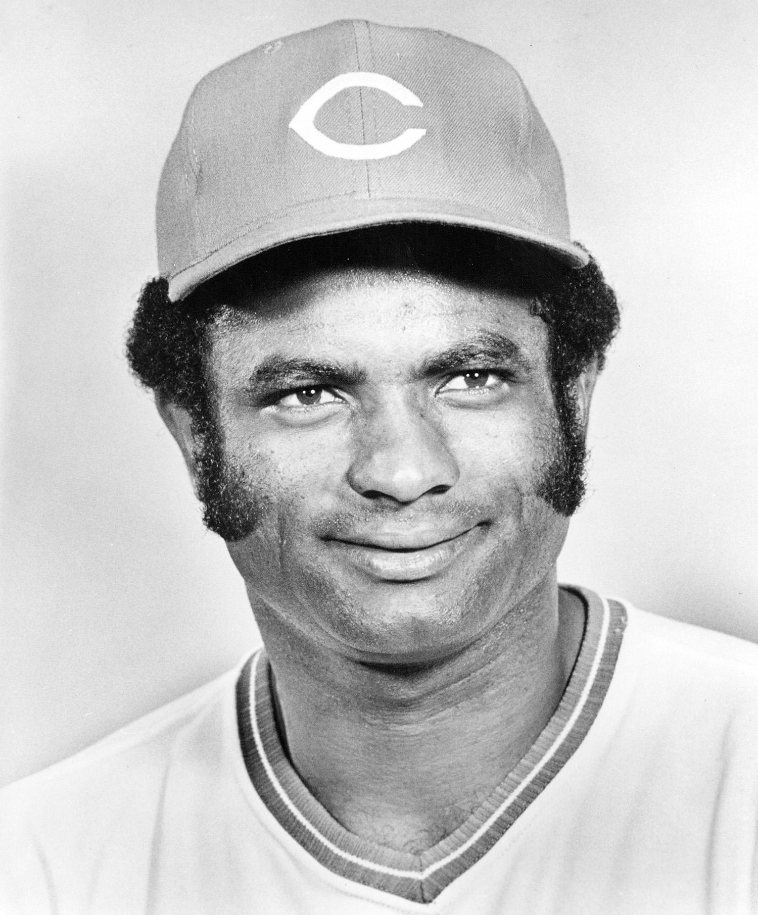 Pedro Borbon would play for the Cincinnati Reds from 1970-1979, under future Hall of Famer Sparky Anderson. (National Baseball Hall of Fame)