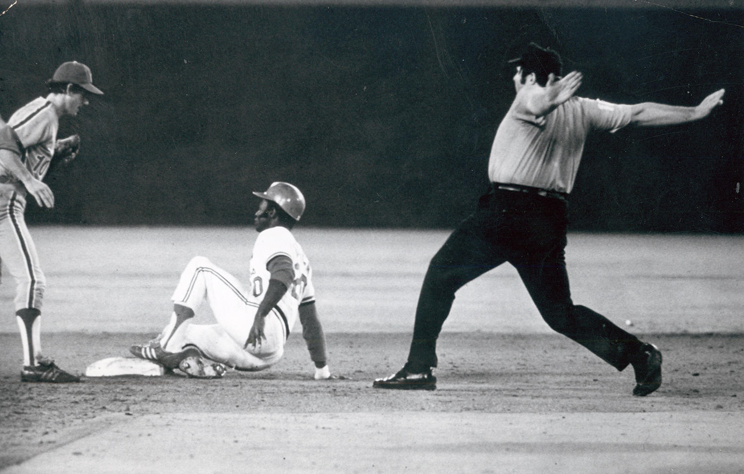 Lou Brock would finish his 19-year-long career with 938 stolen bases -- a major league record at the time. (National Baseball Hall of Fame and Museum)