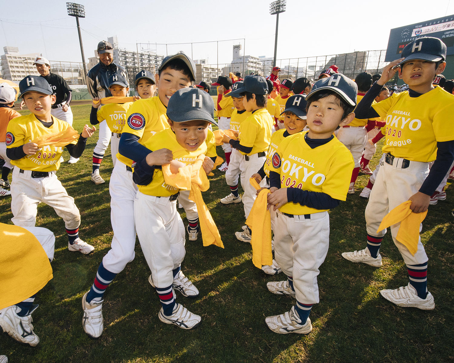 be3da7a8fa395 Little League Baseball in Japan is an important part of many children s  upbringing