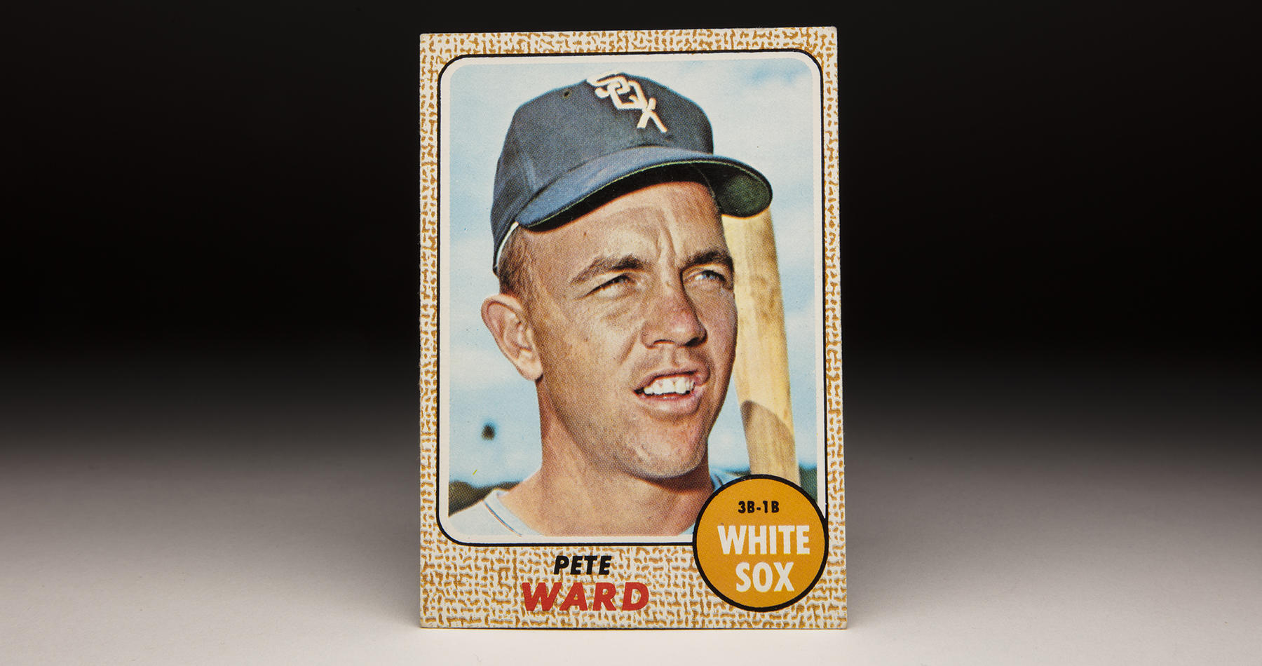 A native of Montreal, Canada, Pete Ward played for the Orioles, White Sox and Yankees from 1962-70. (Milo Stewart Jr./National Baseball Hall of Fame and Museum)
