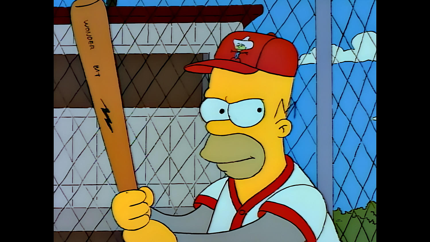"""THE SIMPSONS """"Homer at the Bat"""" episode aired 25 years ago on FOX, on Feb. 20, 1992."""
