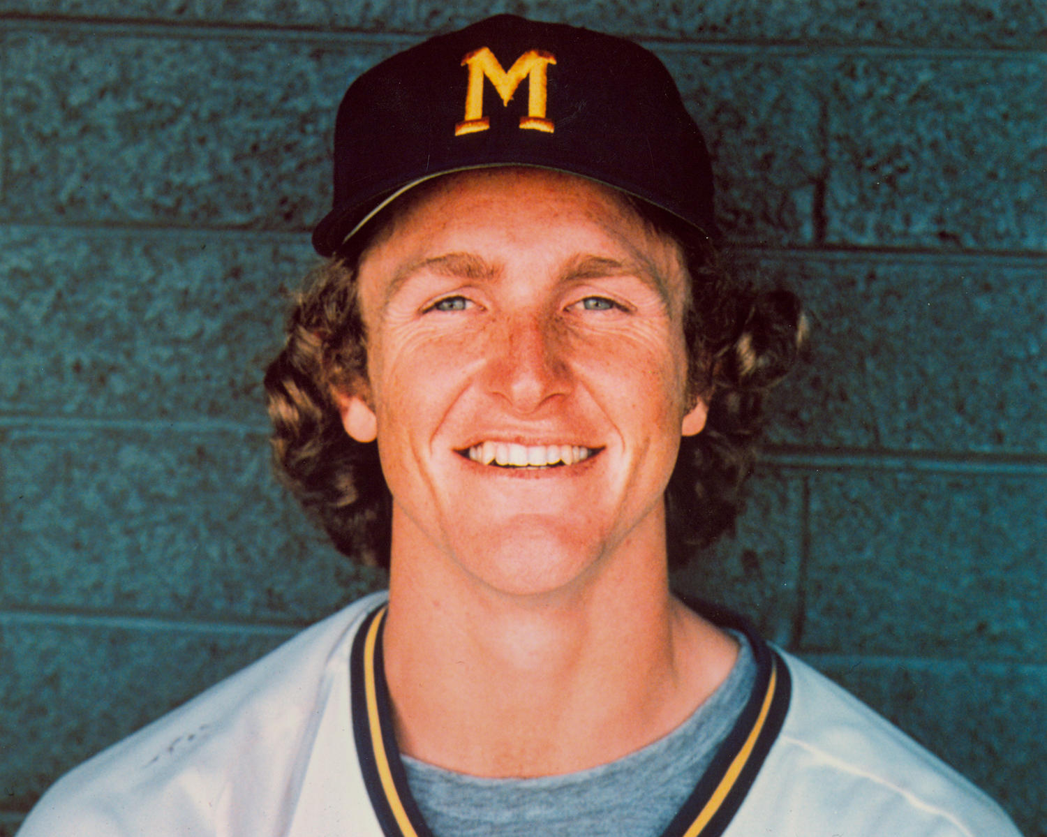 Robin Yount would begin his professional baseball career as a teenager, after making his major league debut for the Milwaukee Brewers at the age of 18. (National Baseball Hall of Fame)