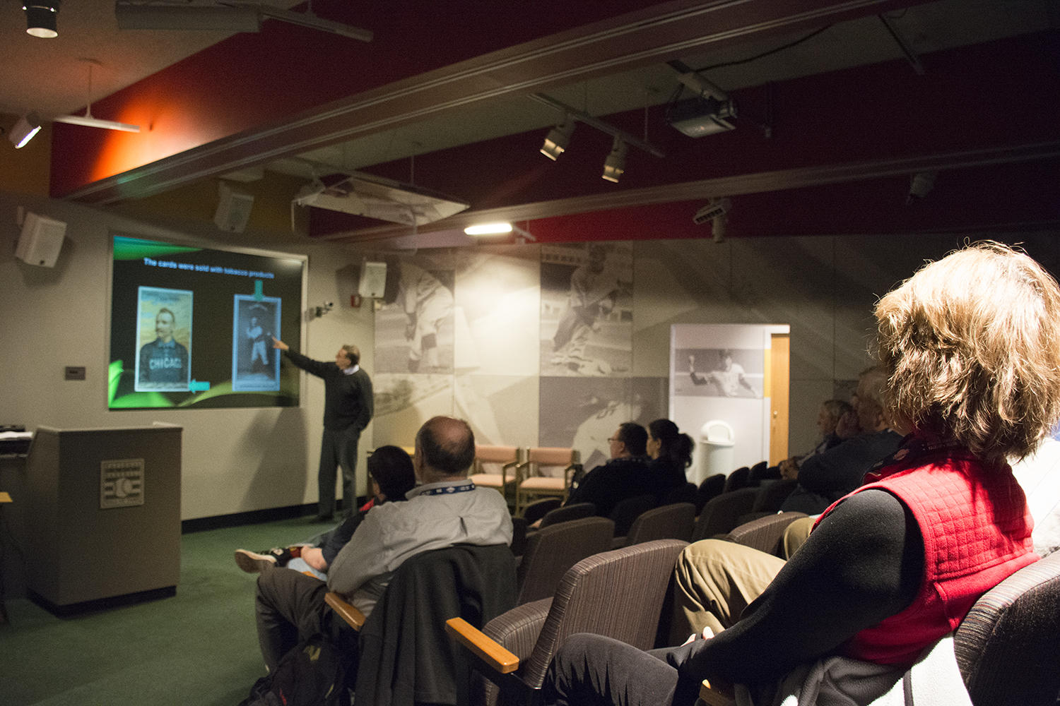 Museums Care And Conservation Workshop Shows Fans The