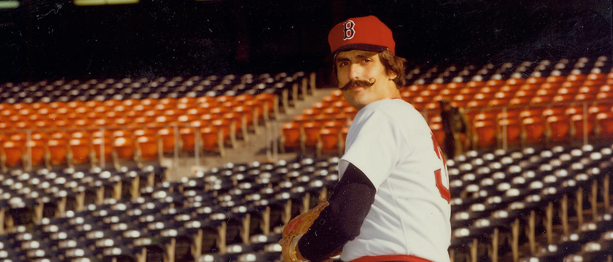 6d1e3a70346 Rollie Fingers  three days with the Red Sox