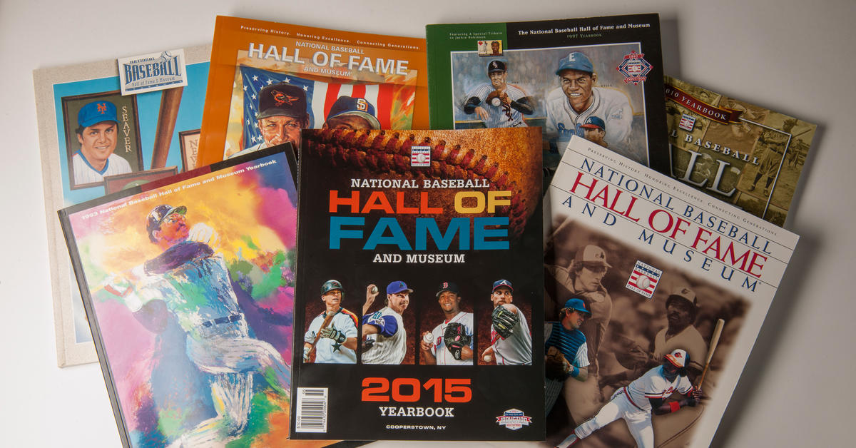 new hall of fame yearbook latest in long line of baseball