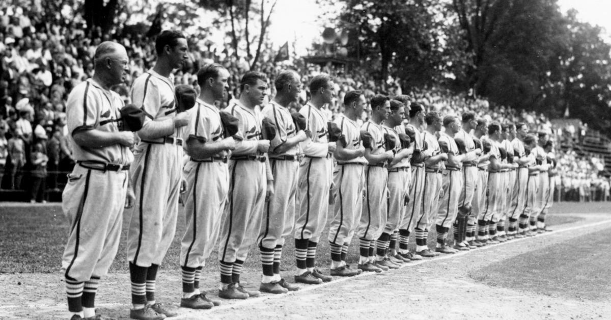 1942 Hall of Fame Game