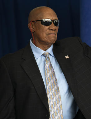 Fergie Jenkins won 284 games during his 19-year big league career with the Phillies, Cubs, Rangers and Red Sox. (Milo Stewart Jr./National Baseball Hall of Fame and Museum)