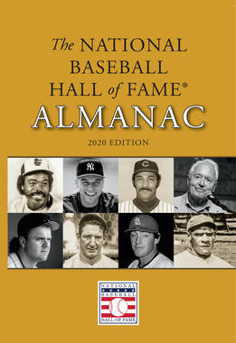 Sustaining and higher levels receive the latest edition of the Hall of Fame Almanac ($24.95 value).